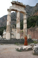 Classical Grecian 6 by chirinstock