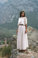 Classical Grecian 9 by chirinstock