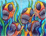 Piranha by ckoffler