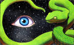 Serpent Messiah by ckoffler