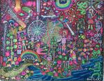 Rainbow Circus by ckoffler