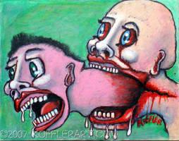 Head Barf Head by ckoffler