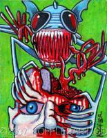 Brain Eater by ckoffler