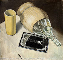 Cocaine by ckoffler