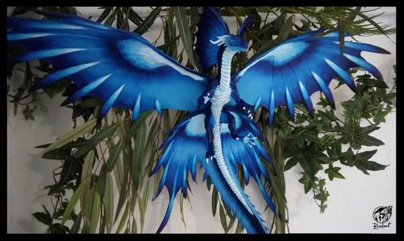 Hadopelagic - The blue dragon of the deep sea by rivalmit
