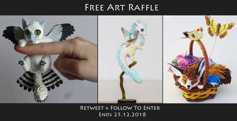 !!! RAFFLE !!! by rivalmit