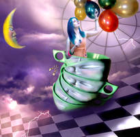 Teacup Fantasy by kimsol