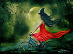 Night Riding by kimsol