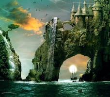 Treasure Island by kimsol