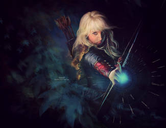 Archers Revenge by kimsol
