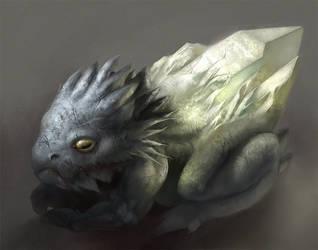 Rocky-froggy by Grobelski