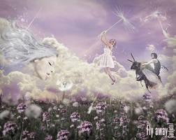 Fly-away by gardjeto7