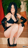 latex loveliness by candeecampbell