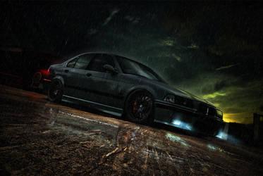 BMW E36 by seisman