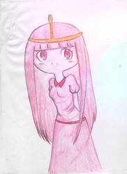 I am Princess Bubblegum! by IkariNyan