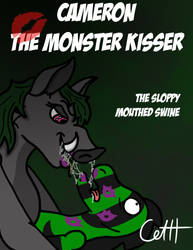 The Sloppy Mouthed Swine (RE-POST) by skunkdude13