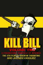 KILL BILL vol two by ministryofzim