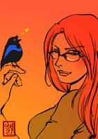 little birdie by sae85