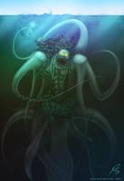 Kraken para el blog by GS-Dracko