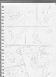 Adventures of Skree the Kenku Mage 1 page 1 by funkyninjamagic