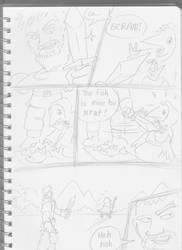 Adventures of Skree the Kenku Mage 1 page 2 by funkyninjamagic