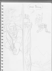 Adventures of Skree the Kenku Mage 1 page 6 by funkyninjamagic