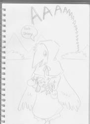 Adventures of Skree the Kenku Mage 1 page 7 by funkyninjamagic