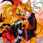 Be Mine by Crystal-for-ever