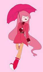Adventure time : Bubblegum by Wolf-Stars