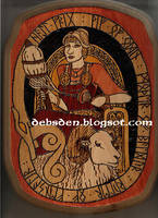 Frigg by DebsDen