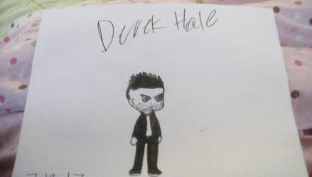 Derek Hale by JustinBieberFan13