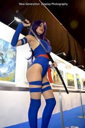 Psylocke - Marvel Comics by MaryBCosplays