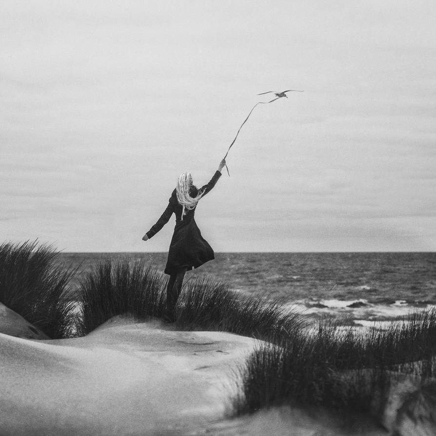 The difficulty of letting go by Mrs-White