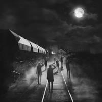 Moonlit Night by Mrs-White