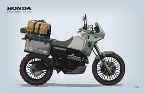 Garage Prospect No. 002: Adventure Bike by Stealthtiger