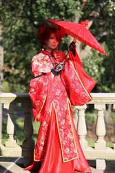 China Doll 3 by JACStudio