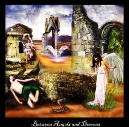 Between Angels and Demons by Sylirama