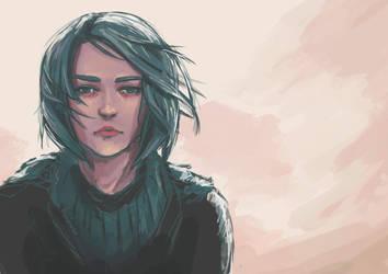 Arya by KsenLeman