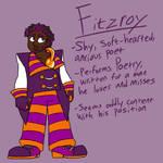 enCCore NPC- Fitzroy by DelDraws19