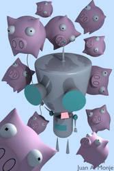 PIGGIES by JAXMP