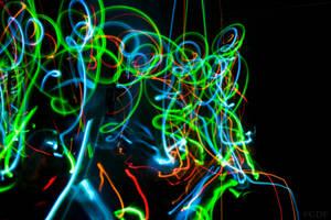 Light Graffiti by GKmon-DORU-fanatic