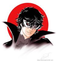 Joker by Daisy-Flauriossa