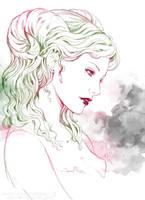 Zodiac : Aries by Daisy-Flauriossa