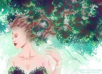Earth Elemental by Daisy-Flauriossa