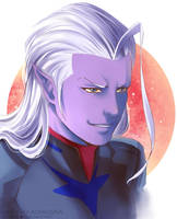 Lotor - Voltron by Daisy-Flauriossa