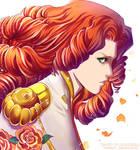 Juri - Utena by Daisy-Flauriossa