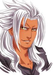 Xemnas - Kingdom Hearts by Daisy-Flauriossa
