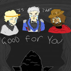 Good for you by rebelliousrom