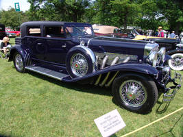 1933 Duesenberg SJ Beverly 1 by Skoshi8
