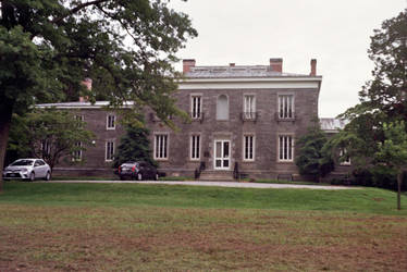 The Bartow-Pell Mansion 01 by Skoshi8